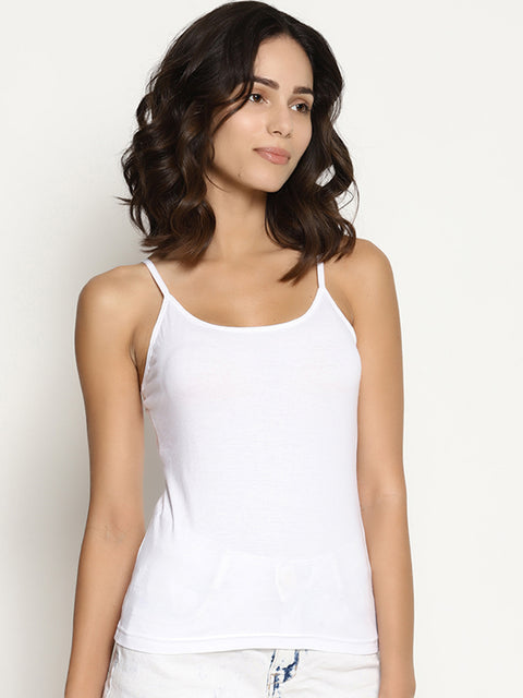 BRAG Basic Camisole - White