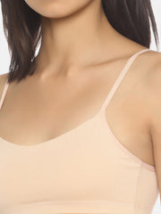 Miss Brag Scooped neck Bra-Skin