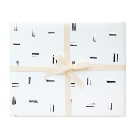 Lineup Gift Wrap
