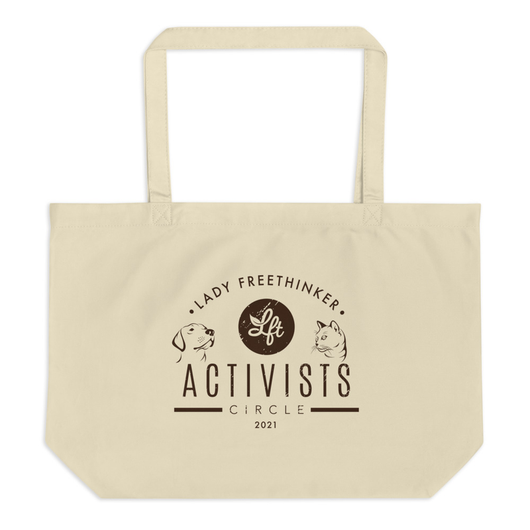Updated Activists Circle Tote