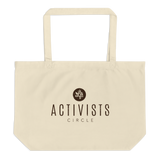Activists Circle organic tote bag - Lady Freethinker Store