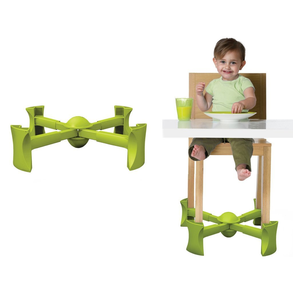 KABOOST Booster Seat- Green