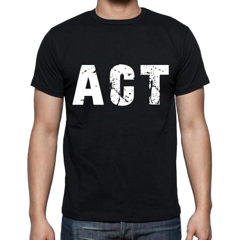 act men t shirts,Short Sleeve,t shirts men,tee shirts for men,cotton,black
