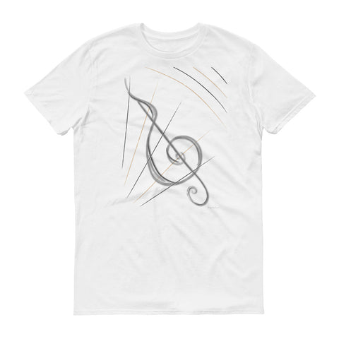 Follow The Music Short sleeve t-shirt