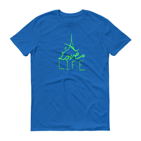 A Love Life Short sleeve t-shirt