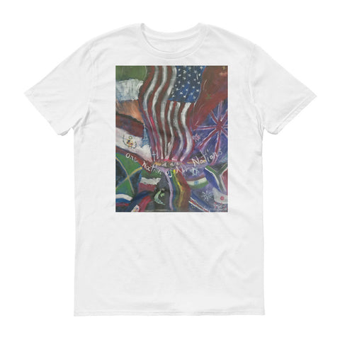 One Nation Of All Nations Short sleeve t-shirt