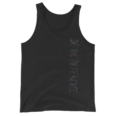 Be The Difference Unisex  Tank Top