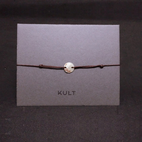 Minimalist Mother Of Pearl Bracelet - Men's Collection