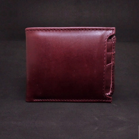 Men's Leather Wallet With Removable Card Holder