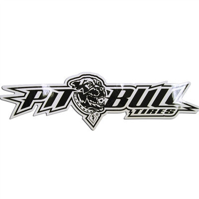 "24"" DECAL - PITBULL SPORT LOGO - 1 each"