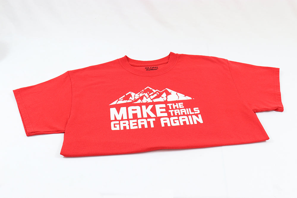 Make the Trails Great Again T-Shirt