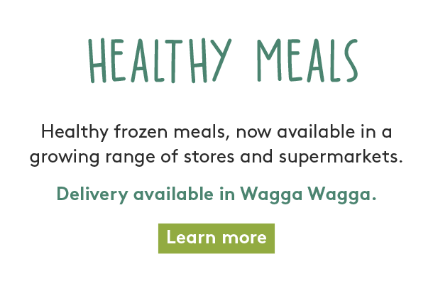 Healthy Frozen Meals - My Chef Cuisine Wagga Wagga