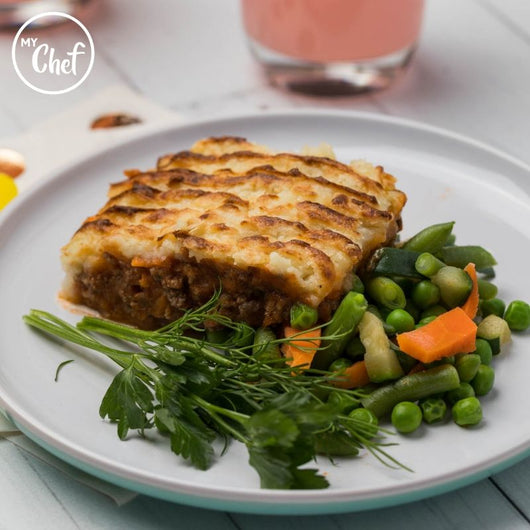 Shepherds Pie   375g   (GF)