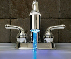 Heat Sensitive LED Water Faucet