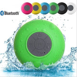 Bluetooth Water Resistant Speakers (Various Colors)