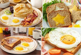 Stainless Steel Fried Egg Shaper Pancake Mould
