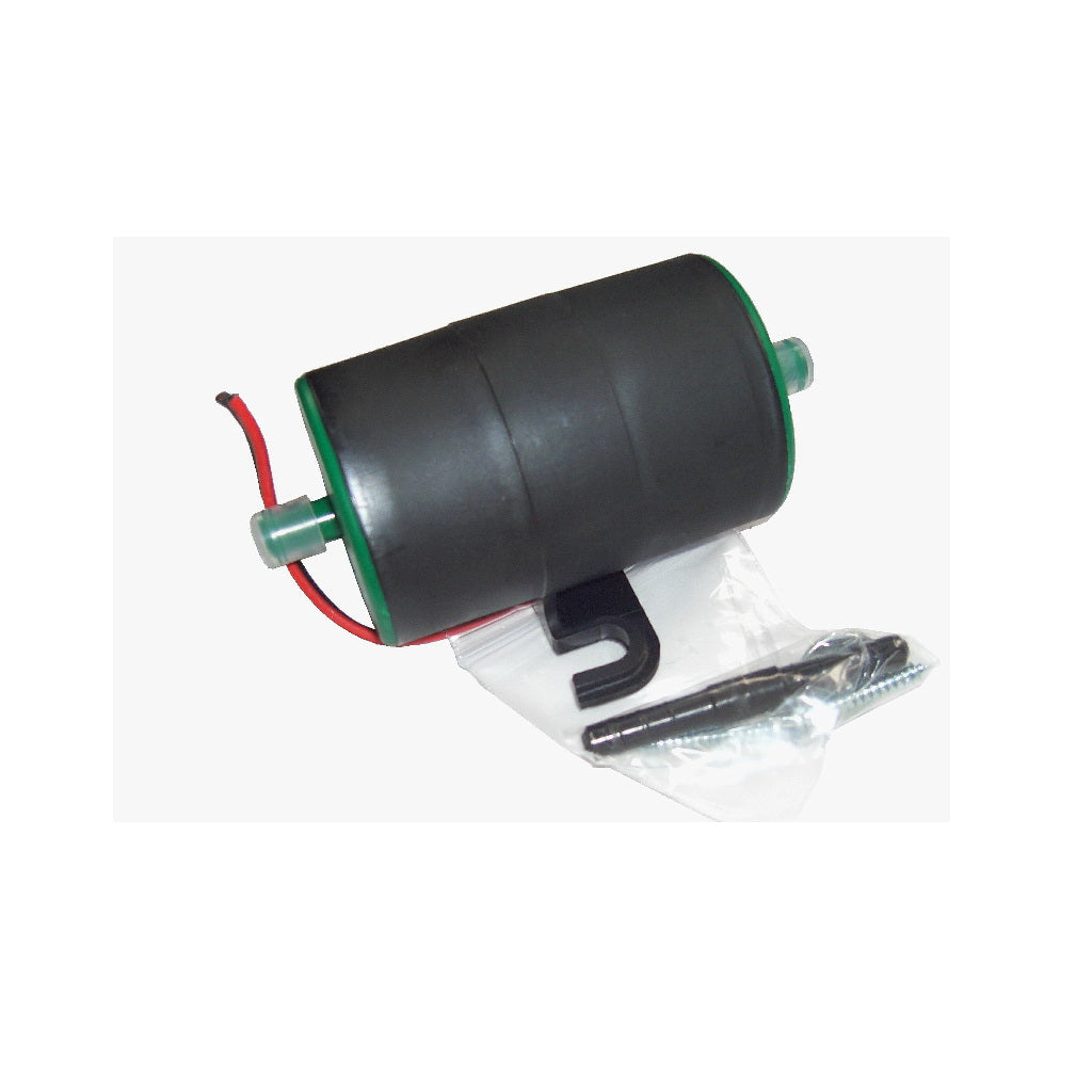FUEL PUMP, Electric, 6V, 3 - 4 psi, 2L/M (green cap)