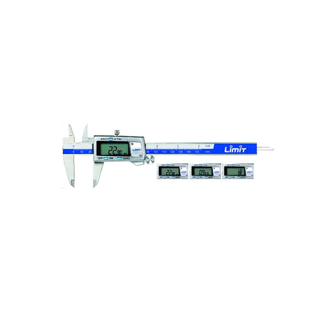 LIMIT Vernier Caliper, digital with fraction