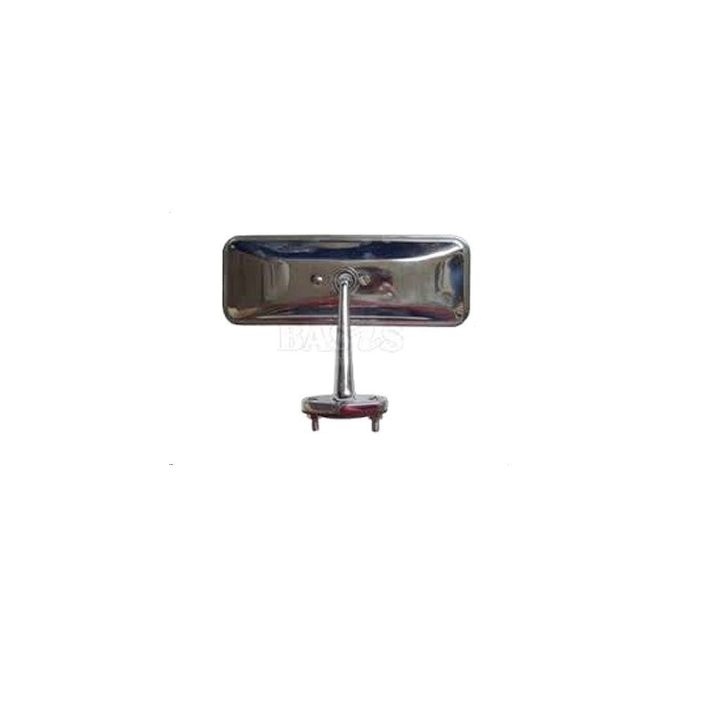 MIRROR, Dash mount, 170 x 65mm
