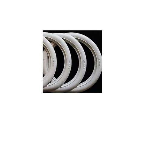 "WHITEWALL FLAPS, 14"", set of 4"