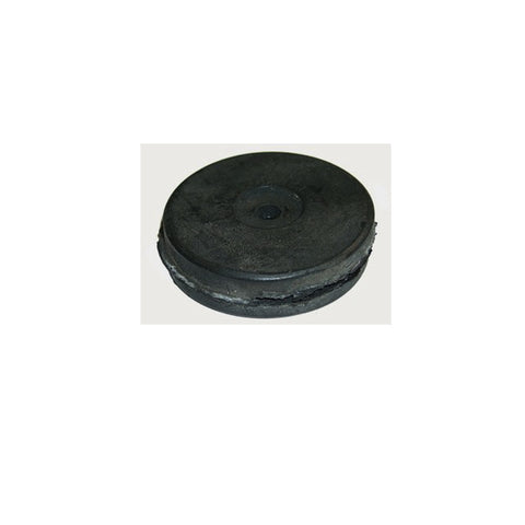 BONNET CORNER, round, rivet on, R103