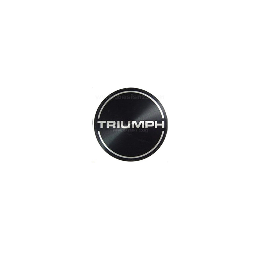 BADGE - Triumph 2000/2.5 Wheel Centre Motif (630974)