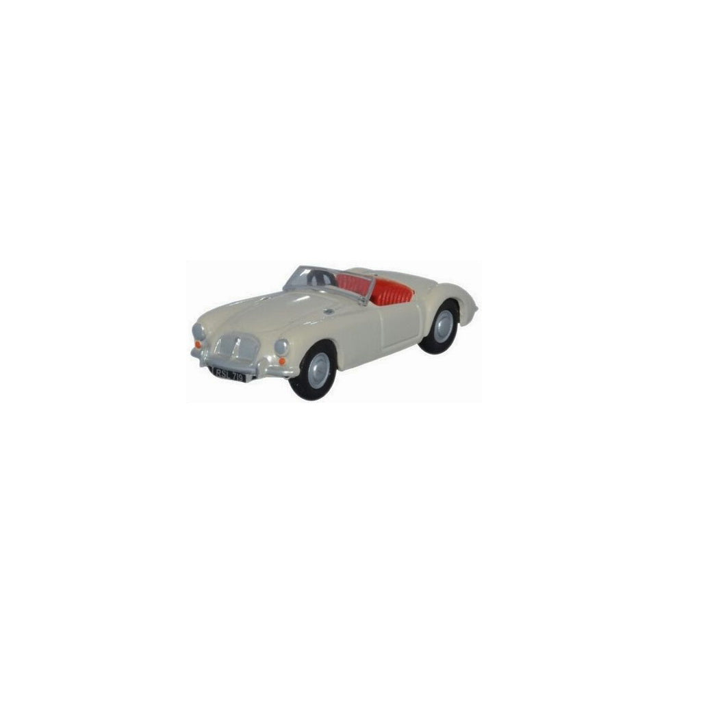 MODEL, Oxford MGA White, 1:76