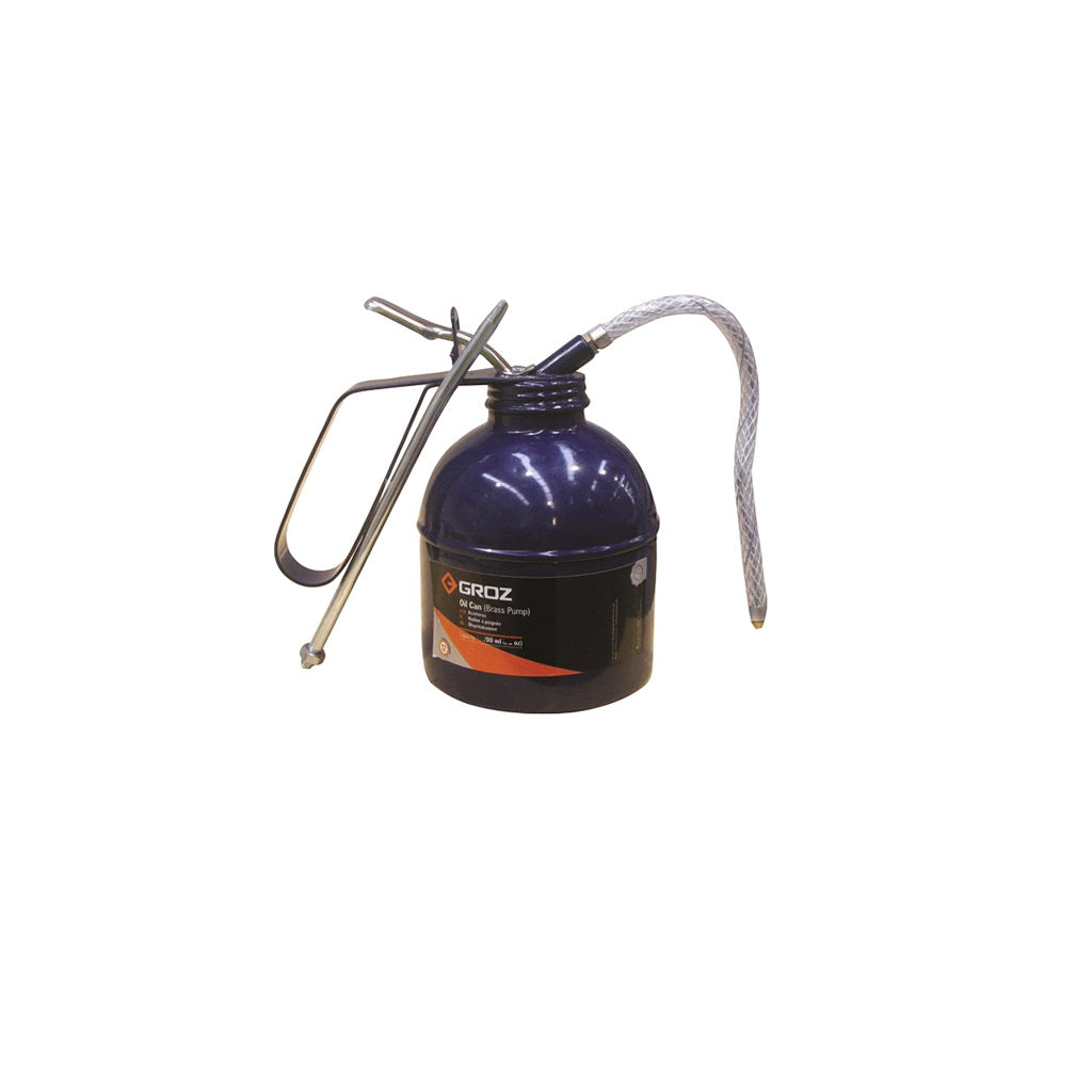 OIL CAN, 500ml/1 pint, flexy & rigid spout