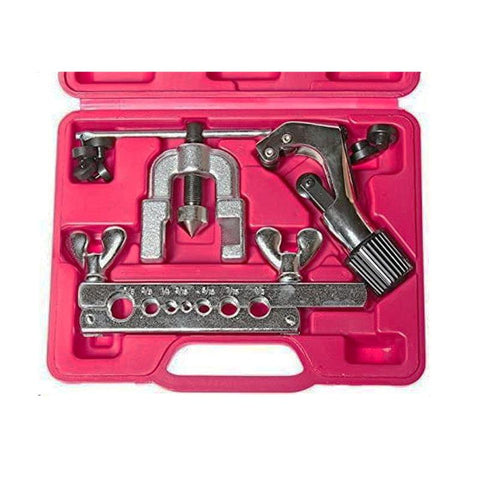 FLARING TOOL SET, JTC, Double, 3/16 - 1/