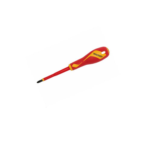 TENG Screwdriver, insulated, PZ2 x 100mm