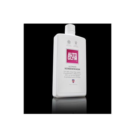AUTOGLYM Ultimate Screen Wash, 500ml