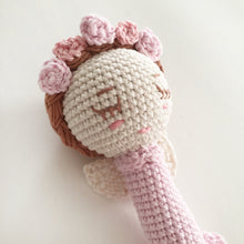 Angel Baby Rattle