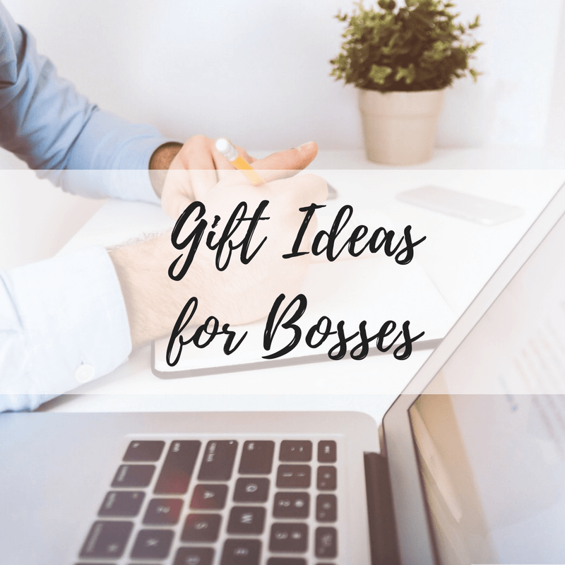 Handmade Gift Ideas for Bosses