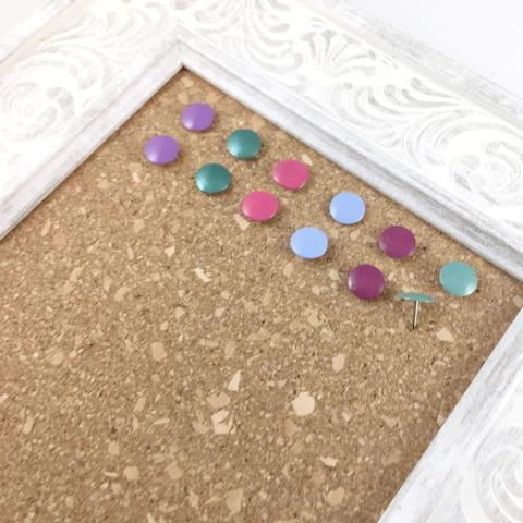 Colorful Painted Thumbtacks
