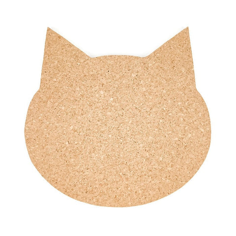Cat Face Cork Board