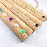 Wine Cork Jewelry Organizer
