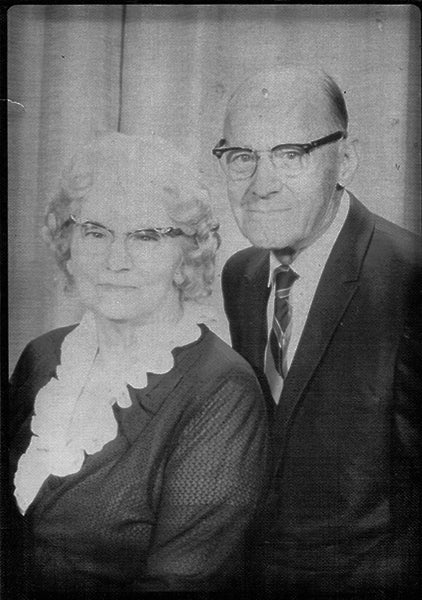 Larry and Hellen Young