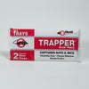 Glue Trays Rat Traps - 2 Pack