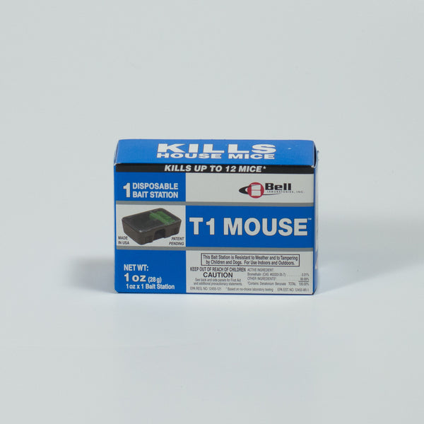 Bell T1 Mouse Station