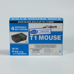 Bell T1 Mouse Station - 4 Pack