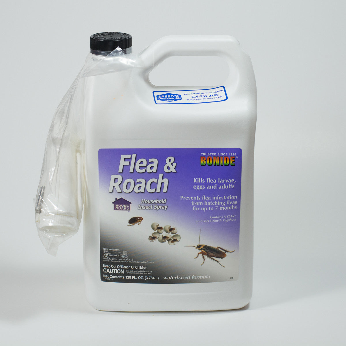 Flea & Roach Spray