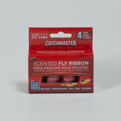 Scented Fly Ribbon - 4 Pack