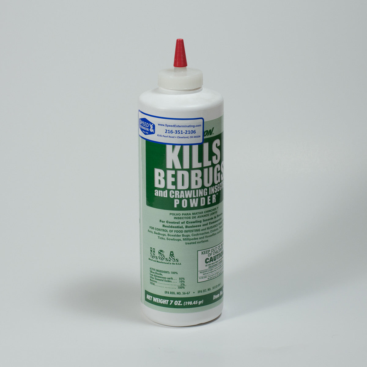 JT Eaton Bed Bug Powder - 7 oz.