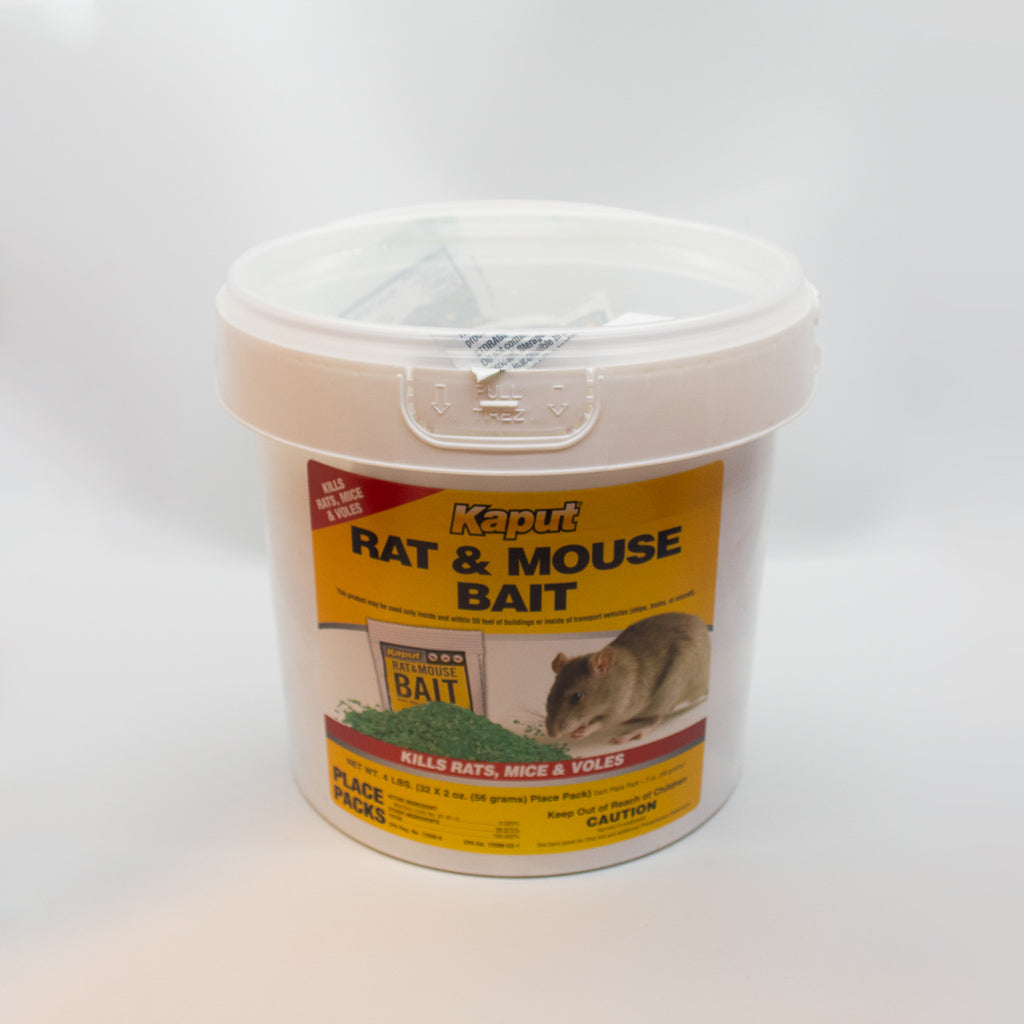 Rat & Mouse Bait