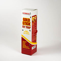 Small Gold Stick Fly Trap by Catchmaster