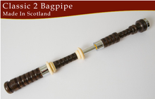 Wallace Classic 2 Bagpipe *Includes CITES Clearance*