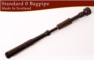 Wallace Standard 0 Bagpipes - Available for immediate dispatch from Scotland
