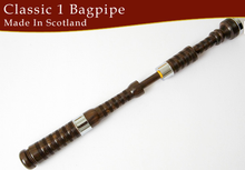 Wallace Classic 1 Bagpipes - Available for immediate dispatch from Scotland