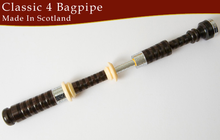 Wallace Classic 4 Bagpipes