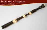 Wallace Standard 3 Bagpipes